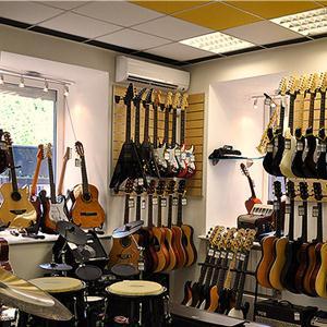 Музыкальные магазины Волоконовки
