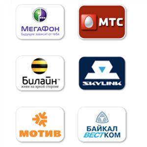 Операторы сотовой связи Волоконовки