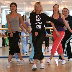 Школы танцев Волоконовки