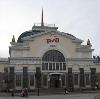 Железнодорожные вокзалы в Волоконовке