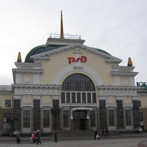 Железнодорожные вокзалы Волоконовки